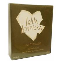 Perfume Lolita Au Masculino 100ml- Lolita Lempicka- Original