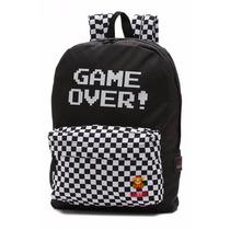 Mochila Backpack Vans Nintendo