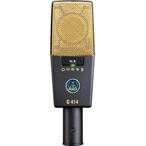 Microfone Condensador Akg C414 Xlii | Original | Xl Ii | Nfe