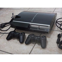 Playstation 3 Destravado 160 Gb + Hd 1tb + 10 Jogos Original