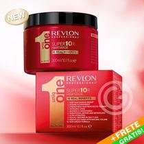 Uniq One Revlon Super10r Hair Mask - 300ml 100% Original