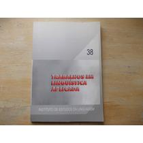 Livro - Trabalhos De Linguística Aplicada Estudos Linguagem