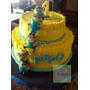 Torta Cumpleaños Bautismos, Babyshower, Eventos Precio Por K