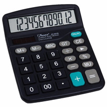 Calculadora Kenko 12 Digitos De Mesa Escritório Estudante
