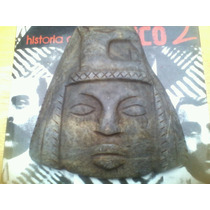 Máscara De Piedra Tipo Prehispánica En Excelente Estado