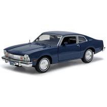 Miniatura Metal Carro Ford Maverick 1974 1/24 Motor Max Br40