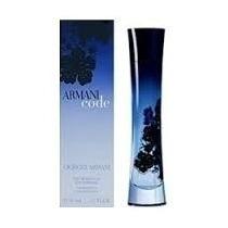Perfume Ak Code Fragrância Idêntica Ao Armani Code 50ml