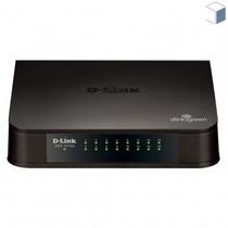 Switch D-link 16 Portas Fast-ethernet Des-1016a Sem Juros