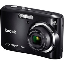 Camara Digital Kodak 16mp Hd Fz41 Panoramica Nueva Lcd Zoom