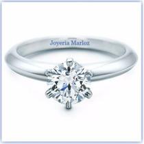 Anillos Compromiso Diamante Forever Brilliant .50ct En 14kt