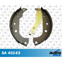 Sapata Lona Freio Fiat Palio Weekend Autho Mix Sa40143