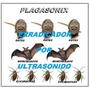 Ahuyenta Murcielagos Roedores Cucarachas Ultrasonico L200