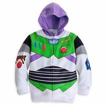 Casaco Moleton Buzz Lightyear Toy Story Emite Sons Disney7/8