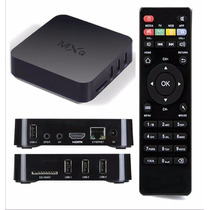 Tv Box Mxq Netflix Smart Tv Internet Tv Iptv Kodi Wifi Dlna