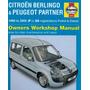 Manual De Taller Citroen Berlingo 1996-2005