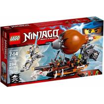 Lego Ninjago 70603 Zepelin De Asalto - Mundo Manias