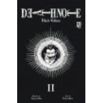 Death Note Black Vol 2 Queima De Estoque!!!