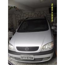 Chevrolet Zafira Blindado/ Ano 2002