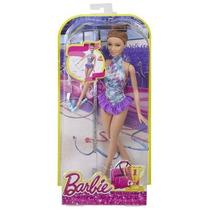 Barbie Ginástica Rítmica Ginasta - Morena