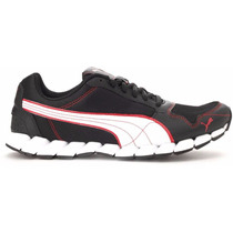 Puma Kevler Runner Black White Red