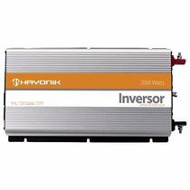 Inversor Conversor Automotivo 12v 110v 2000w Power Inverter
