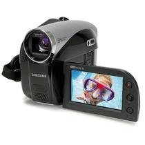 Cámara De Video Samsung Sc-dx103, Zoom Óptico 34x, Minidvd