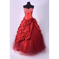 Vestido De 15 Años/novias
