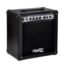 Cubo Amplificador Contra Baixo Bx1.08 Af8 - 40w Rms - Master
