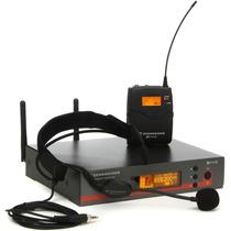 Sennheiser Ew152 G3 Sistema Headset Sem Fio / De Cabeça **