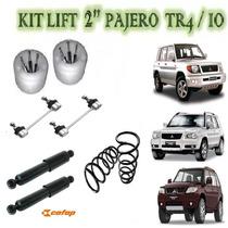 Kit Lift Pajero Tr4 Para 2 Polegadas Suspensão