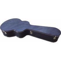 Estojo Case Para Guitarra Semi Acústica Luxo Fama