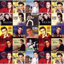 Elvis Presley Discografia Completa + Raridades Digital 2016