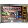 Juego De Mesa Monopoly Imperio Hasbro Dorado Nuevos