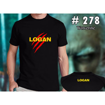 Wolverine Logan X Men #278 Remeras Marvel Comics