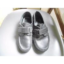 Zapatos Colegiales Mocasin Ferli 37