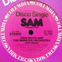 John Davis Love Magic 12 Mix Importado 1979 Disco Classic