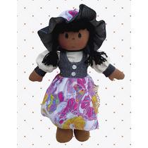Muñeca De Trapo Estefany De My Little Doll