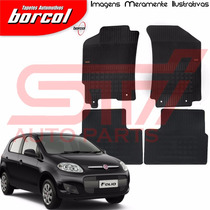 Tapete Borracha Interlagos Novo Palio 2012 A 2016 Borcol 4t