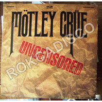 Heavy Metal, Motley Crue, Disco Laser, Unicensured, 12´,