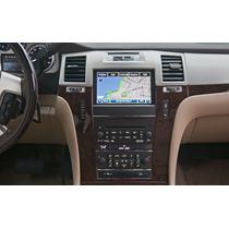 Navtec Dvd Gps Mapas Mexico Navegador Cadillac Acadia Y Gm
