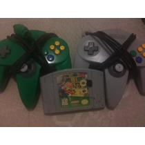 2 Control Nintendo 64 + Super Mario