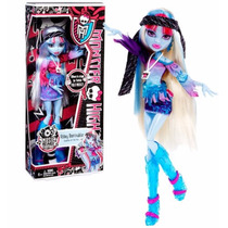 Monster High Abbey Bominable Music Festival Lacrada Nova!