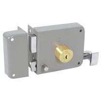 Cerradura Sobreponer Derecha, Llave De Puntos, En Caja Lock