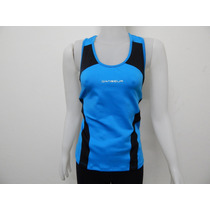 Musculosa Top Deportivo Mujer Running Fitness Gym Danseur