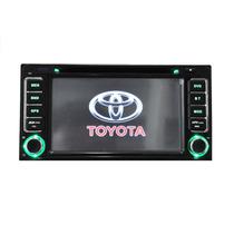 Kit Multimidia Toyota Hilux 2006 - 2011 Corolla 2003-2008
