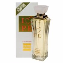 I Love Pe Perfume Fem Paris Elysees Edt 100ml