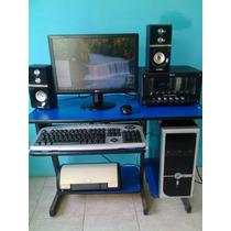 Oferta Computadora Dual-corel 3.gz Dd 250 Gb /monitor Lg 19