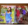 Lote X2 Revistas Labores Tejidos Para La Familia Crochet Pal