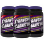 Xtrenght L-carnitine Tartrate 120 Tabs. Promo X 3 Unidades