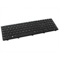 Teclado Notebook - Dell Inspiron 15r 3537 - Preto Br